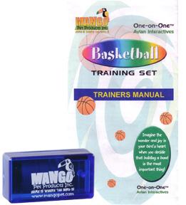 Basketball Clicker Training