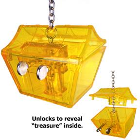 Parrot's Treasure