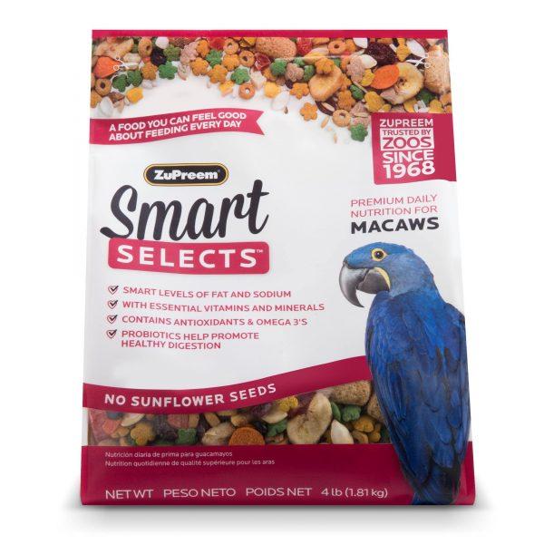 ZuPreem Smart Macaw