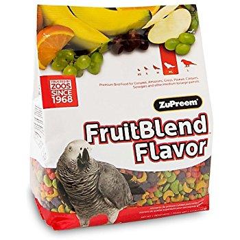Zupreem Fruit Blend Med/Lg