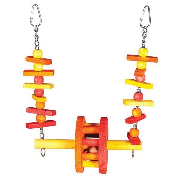 Bird Ferris Wheel Perch Swing