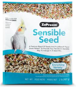 ZuPreem Sensible Seed